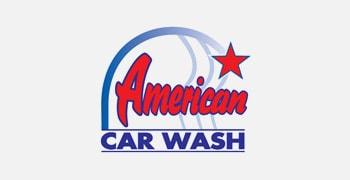 Logo American Car Wash